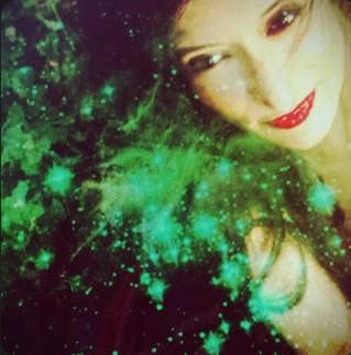 Serie Ego's Light / Fotografía Original: Abajo Izquierdo / Fantasia: Bejaranova
